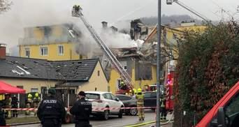 В Австрії у житловому будинку прогримів вибух: є постраждалі – фото, відео