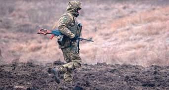 Підступні дії бойовиків на Донбасі: 5 порушень, квадрокоптер з пострілами та поранені українці