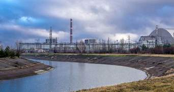 У Прип'яті підніметься рівень води: рятувальники попередили про підтоплення двох областей