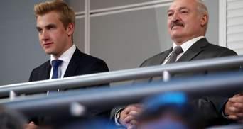 Він і сам туди не хоче, – Лукашенко розповів, який ВНЗ обере його син Коля