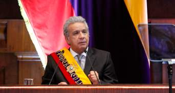 Літак з президентом Еквадору здійснив аварійну посадку: причина