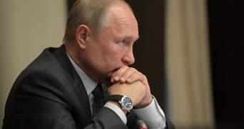 """Путін на всі скандали реагує в стилі """"сам дурень"""" – йому нема що сказати, – Пономарьов"""