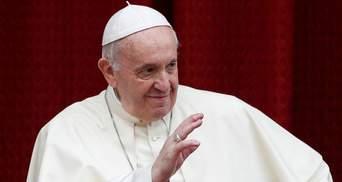 Папа Римський запровадив свято дідусів і бабусь: коли його відзначатимуть
