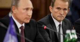 Путин пиарит Медведчука: почему обмен пленными до сих пор не состоялся