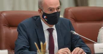 Украинский законопроект о переходном периоде рассматривают во Франции и Германии