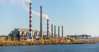 Запаси вугілля на ТЕС продовжують падати: вже у два рази нижче норми