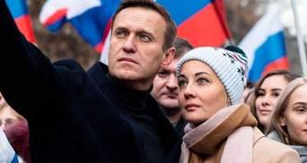Юлію Навальну оштрафували на 20 тисяч рублів за участь в акції протесту