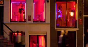 Квартал червоних ліхтарів в Амстердамі закривають назавжди: причина