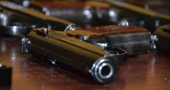 Раде не удалось предварительно одобрить законопроект об обороте оружия