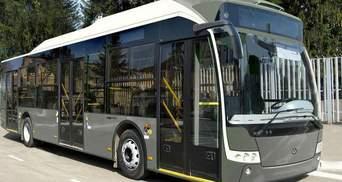 У Києві планують закупити електроавтобуси