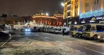 Навального відправили у в'язницю: його штаб кличе людей на вулиці