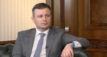 Про ціни на газ та курс долара на 2021 рік: ексклюзивне інтерв'ю глави Мінфіну Марченка