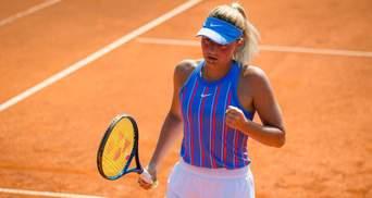 Українка Костюк здобула одразу дві перемоги на турнірі в Мельбурні