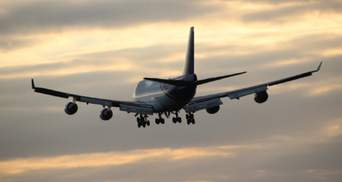 Против авиакомпаний, которые летают в Россию, ввели санкции