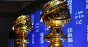 Дві локації та карантинні правила: як пройде церемонія Золотий глобус