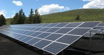 В Житомирской области строят солнечную станцию: стоимость объекта