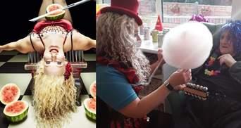 Раніше ковтала мечі: як артистка цирку стала працівником пансіонату – дивовижна історія