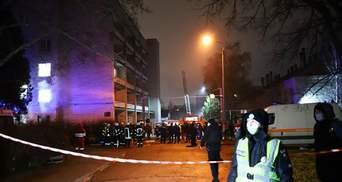 Пожежа в Запорізькій лікарні: який стан пацієнтів, яких вдалось врятувати