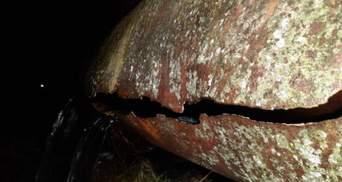 У Чернівцях прорвало магістральний водогін: частина вулиць – без води