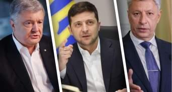 Низкие шансы у Порошенко, высокая поддержка ОПЗЖ и удобное молчание Кличко: что показал рейтинг