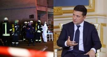 Главные новости 4 февраля: в запорожской больнице вспыхнул пожар, рейтинг Зеленского упал
