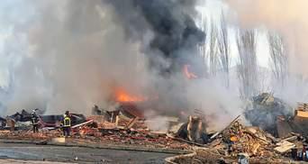 В Греции мощный взрыв разрушил трехэтажный отель: видео