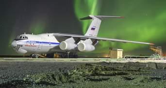 Непрохані гості з Росії: на територію Естонії залетів військовий літак