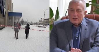 Головні новини 7 лютого: вибух у Чернівцях, помер ексголова Черкаської ОДА Даниленко