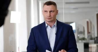 На тлі пожежі в запорізькій лікарні: Кличко пообіцяв, що у Києві такого не допустять
