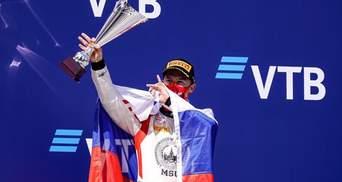 Пилоту Формулы-1 Мазепину запретили использовать гимн и флаг России