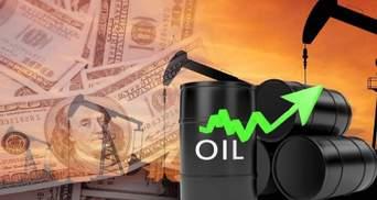 Нефть бьет рекорды: цена достигла нового максимума за последний год