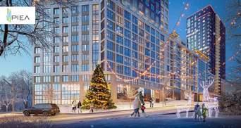 Где купить квартиру в Киеве: представлен обновленный проект известного ЖК