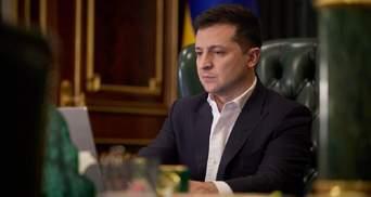"Зеленский ответил Рабиновичу на упреки о ""зеленом фашизме"""