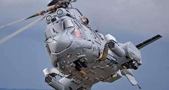 Нацгвардія України отримає 10 французьких вертольотів H225: дата