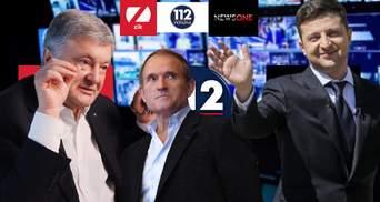 Зеленський вдарив Порошенка в електоральне ядро: блокування каналів змінило думки українців