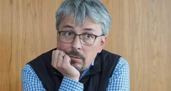 Кремінь розкритикував роботу Ткаченка: міністр зробив заяву у відповідь