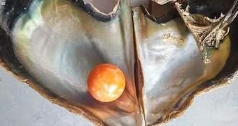 Бедный рыбак из Таиланда нашел драгоценную жемчужину Мело редкого оттенка: какова ее стоимость