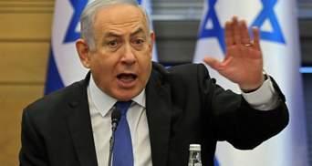 Відвертий антисемітизм, – Нетаньяху обурений рішенням Міжнародного суду щодо Палестини