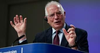 В ЄС різко засудили вислання дипломатів з Росії: Боррель відвідав Москву