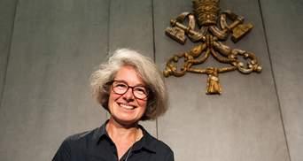 Жінка вперше в історії отримала посаду в Синоді єпископів: деталі про призначення
