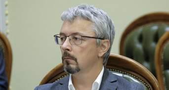 О пересмотре квот на телевидении и радио речь не идет, – Ткаченко объяснил, почему
