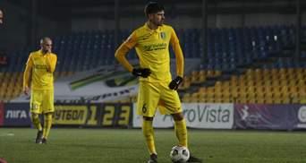 Олександрія повісила цінник на свого лідера Ковальця, гравцем цікавиться Дніпро-1