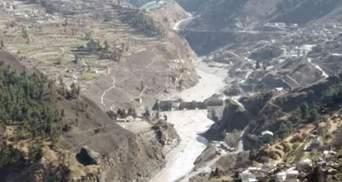 Cходження льодовика в Індії: кількість жертв зросла