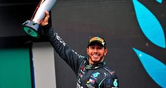 Формула-1: Хемілтон і Mercedes уклали новий контракт