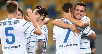 Динамо – Олимпик: где смотреть онлайн матч чемпионата Украины