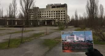 До и после аварии на ЧАЭС: как когда-то выглядела Припять – видео