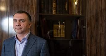 Не змогли знайти: суддю Вовка не доставили до суду для обрання запобіжного заходу
