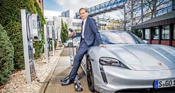 80% авто, які випускає Porsche, будуть електричними: коли це станеться