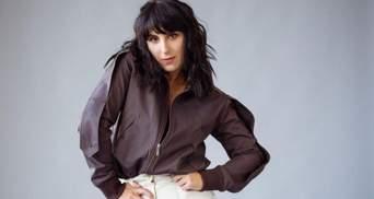 В куртке и брюках: Джамала покорила стильным образом от украинских брендов – эффектные фото