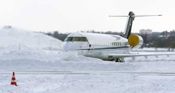 Через негоду в Україні не працюють 2 аеропорти: в яких містах
